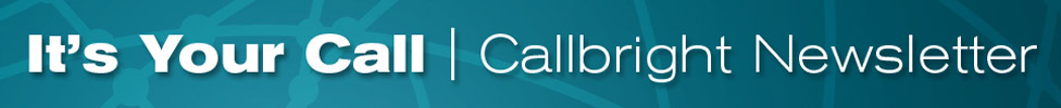 Its Your Call Newsletter